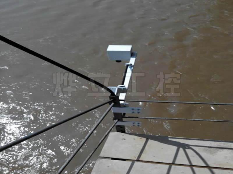 分体超声波液位计河道液位测量