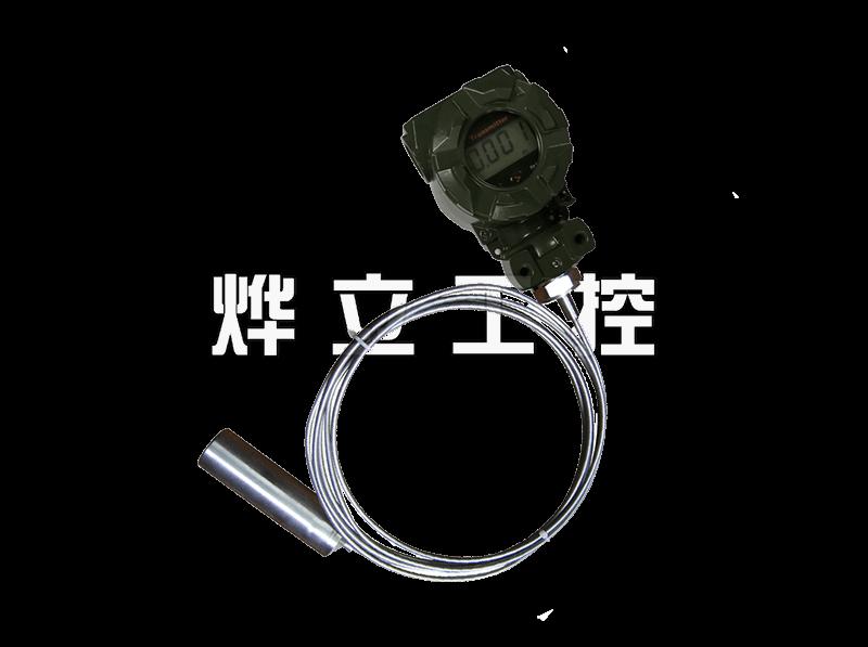 WMY-A-XS防腐抗堵不锈钢带显示液位变送器