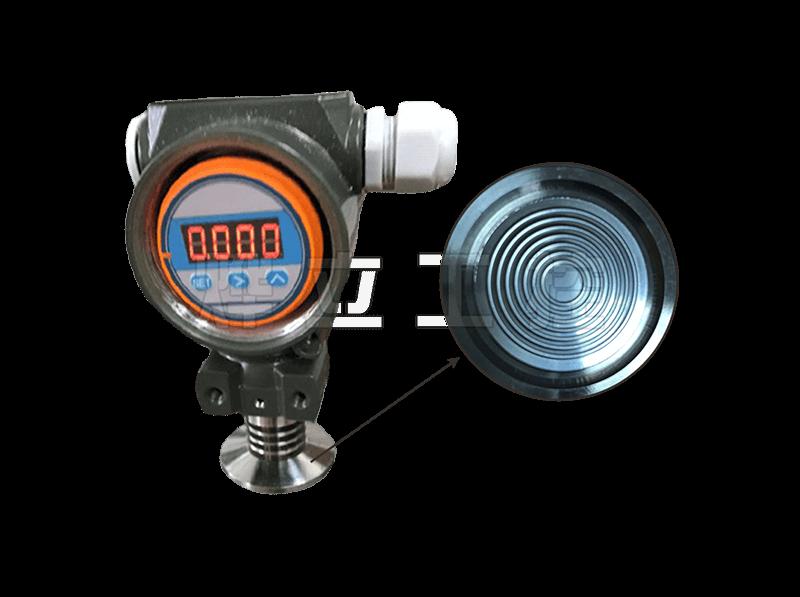WMB2088-WSJ假平膜卫生型压力变送器