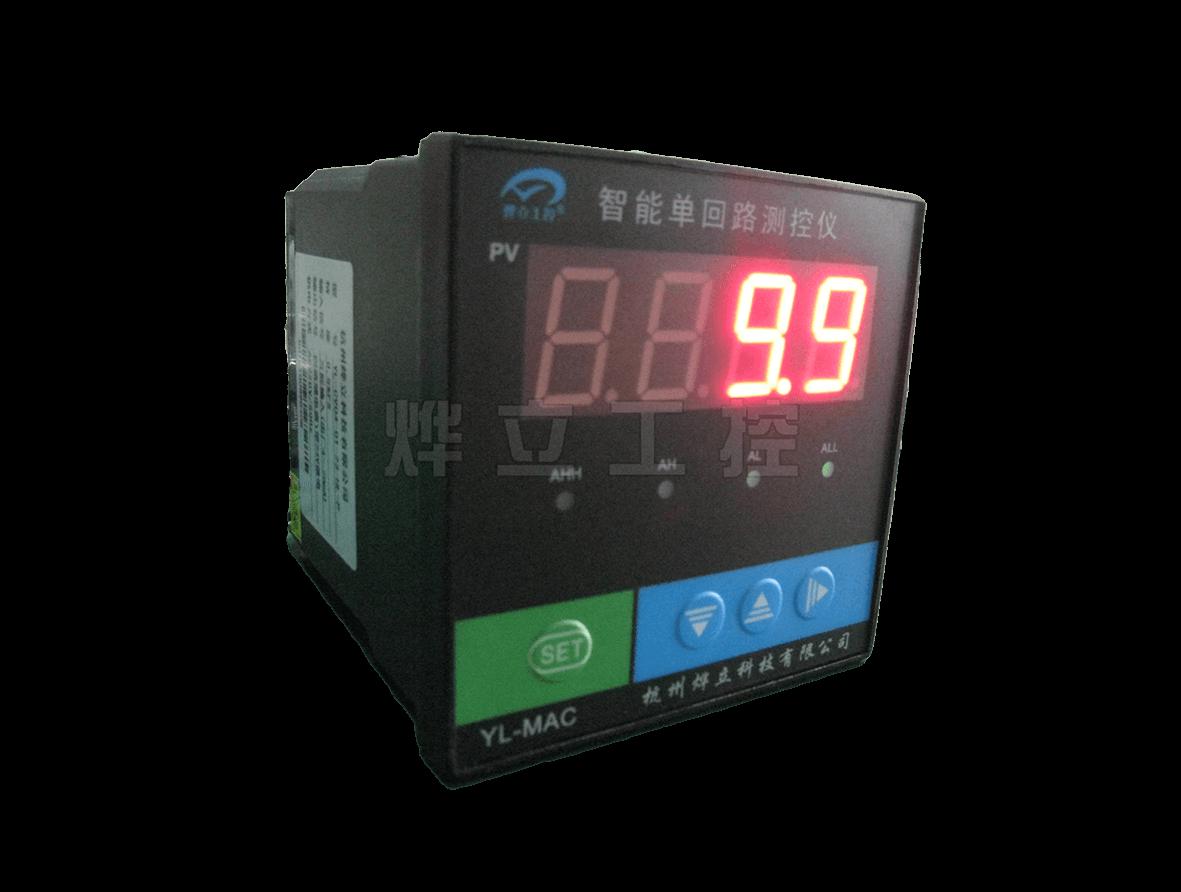 YL-C904单回路智能显示调节仪