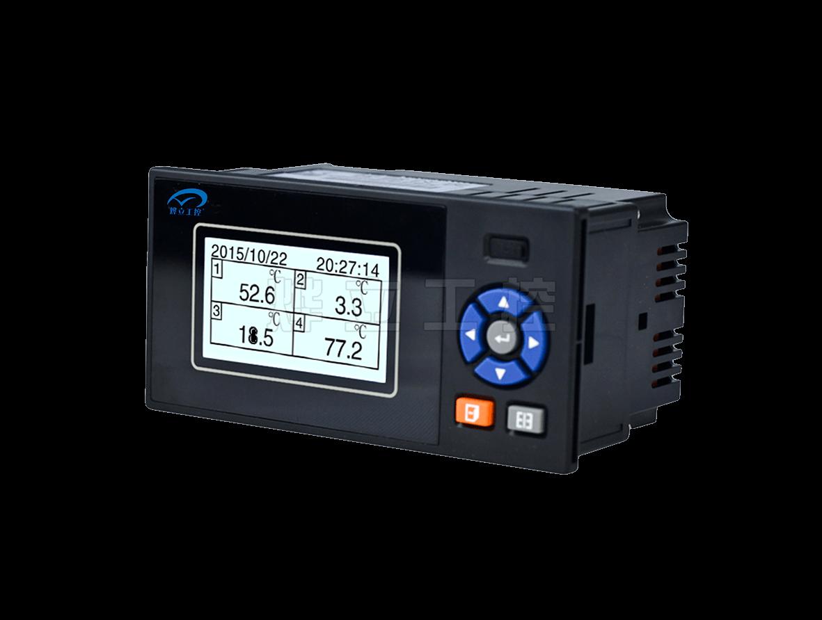 Y2100E精致型单色无纸记录仪