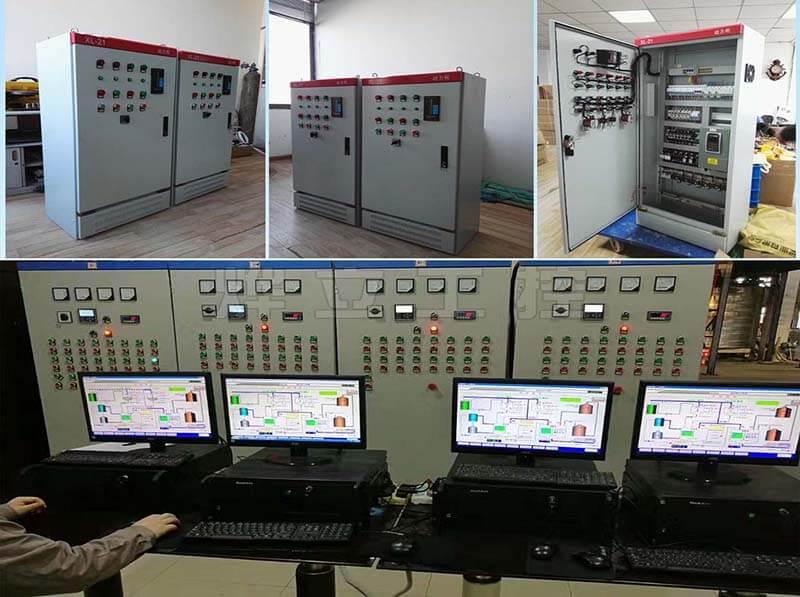 非标定制变频器控制柜自动化控制柜