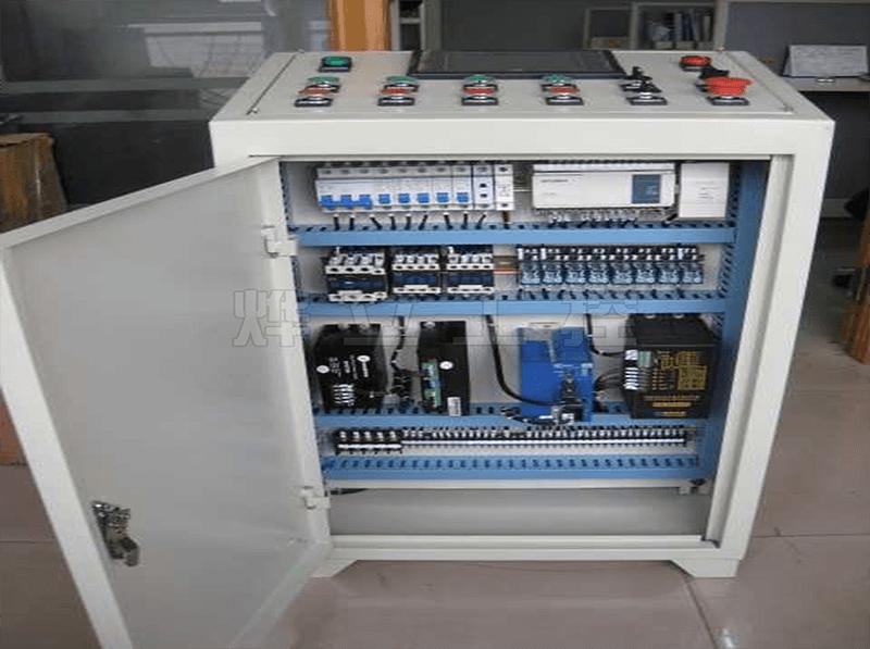 国产PLC伺服控制柜