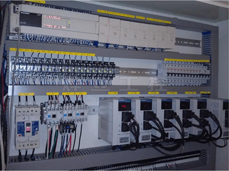三菱FX系列PLC伺服控制柜