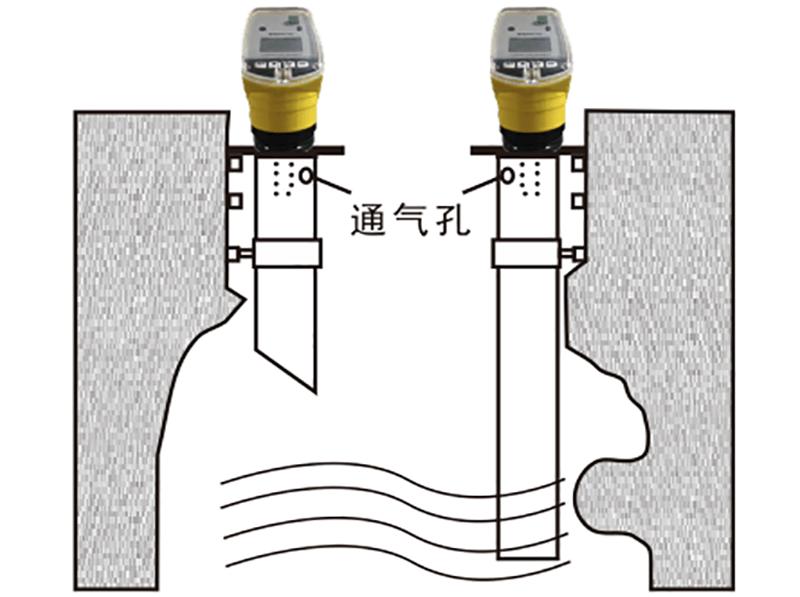 超声波液位计怎么设置?