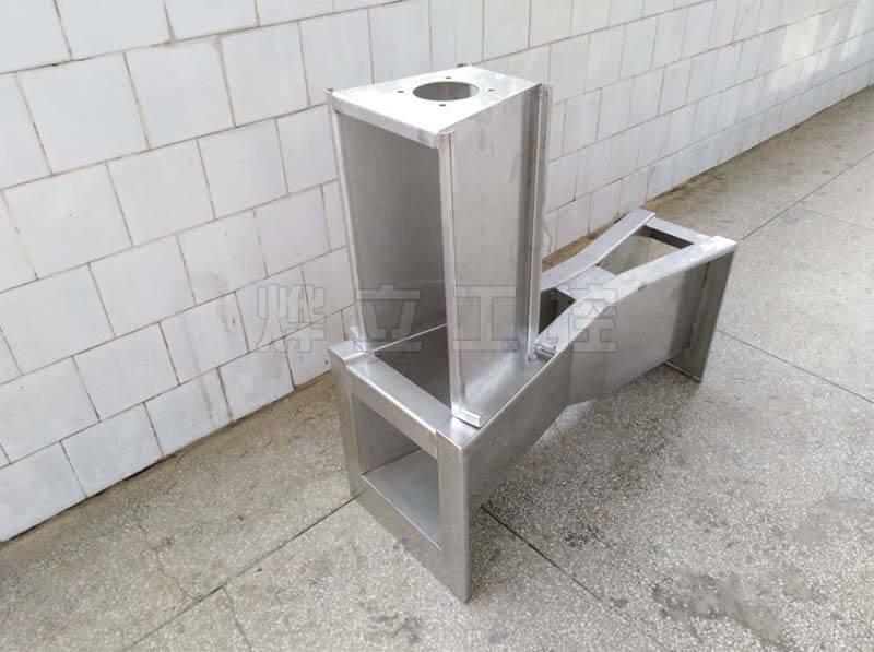 超声波明渠流量计堰槽/堰板