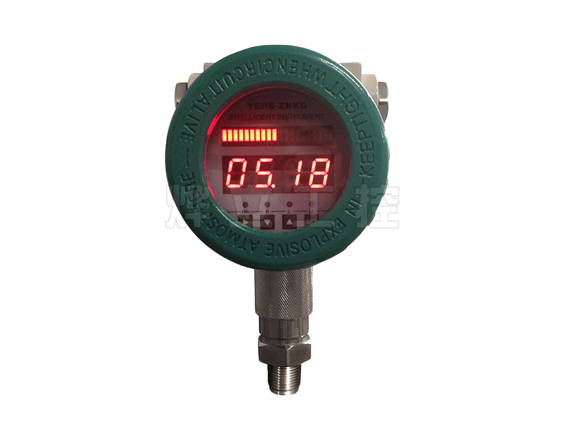 YEHB-ZNKG全功能数显压力(液位)变送器