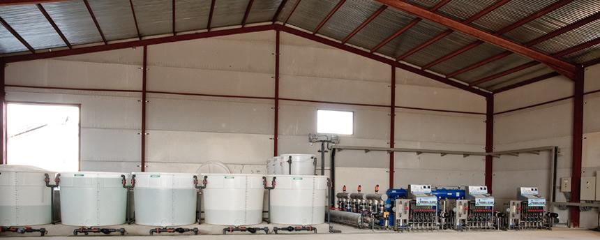 钢铁厂环浊水处理应用