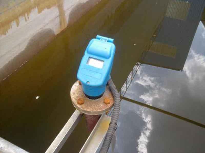 一体式超声波液位计水库测液位