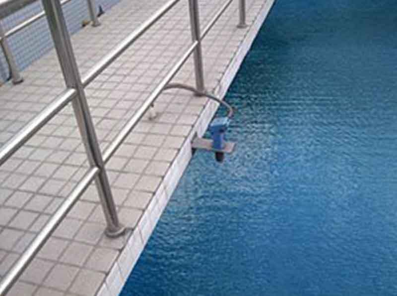 一体式超声波液位计蓄水池安装