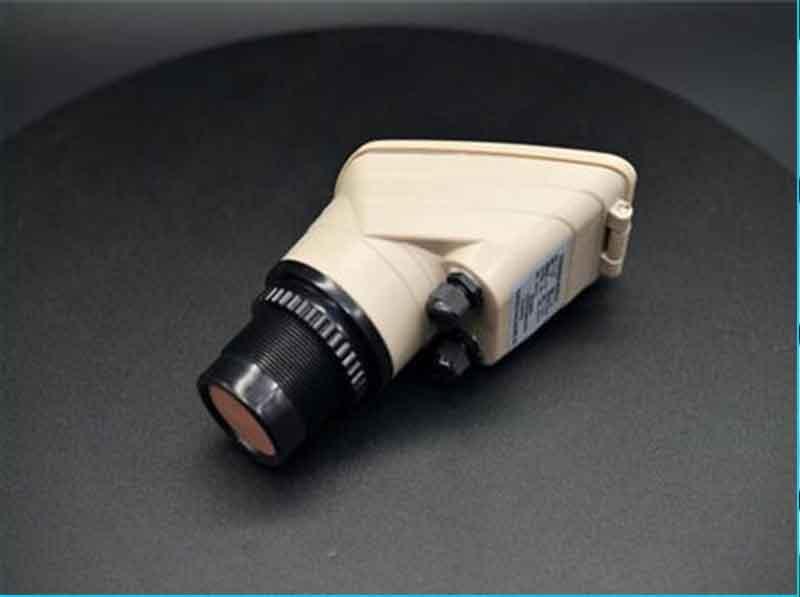 超声波液位仪现场展示