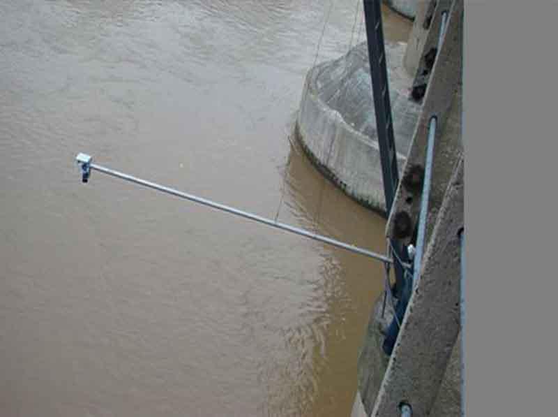 一体式超声波液位计河道液位测量