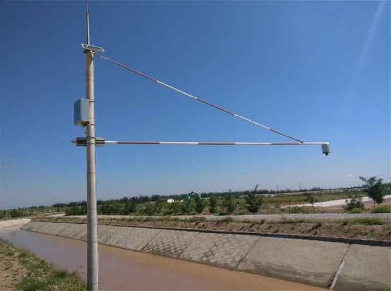 一体式超声波液位仪现场测量