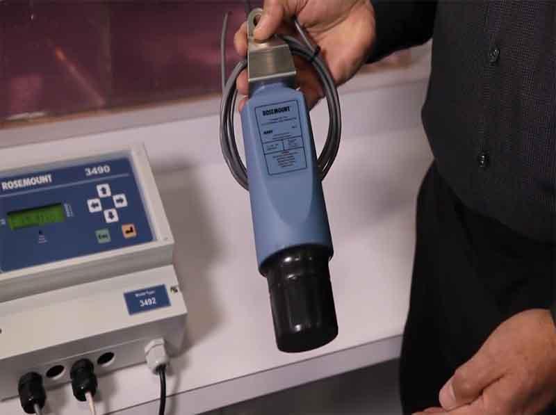 3100罗斯蒙特超声波液位计_超声波雷达液位料位计_超声波液位控制仪