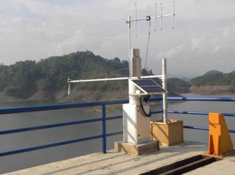 雷达液位计河道水位测量