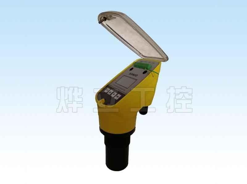 YEh-KJ2X一体式超声波液位传感器实物