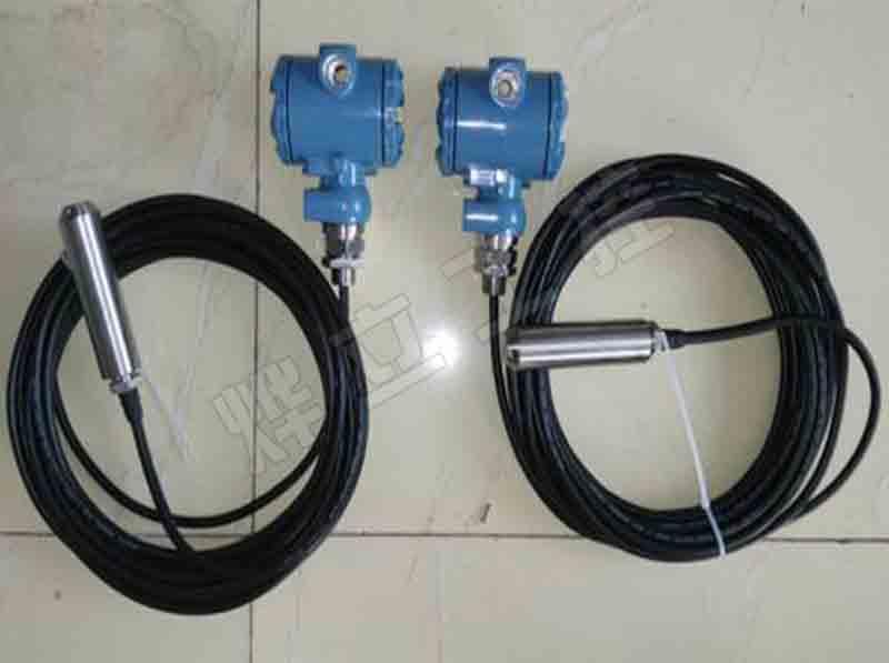 线缆投入式液位变送器