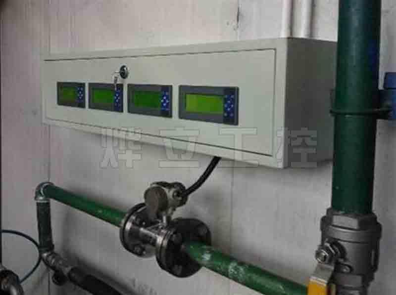 LWGY型涡轮流量计安装现场图